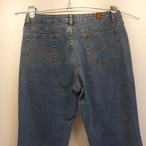 Aura Women's Western Jeans Waist 32